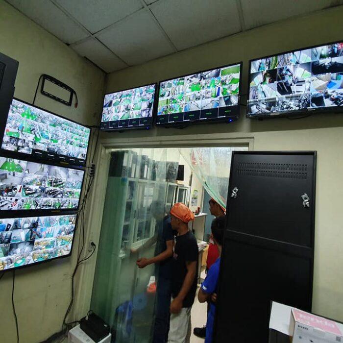 249 units CCTV Installation