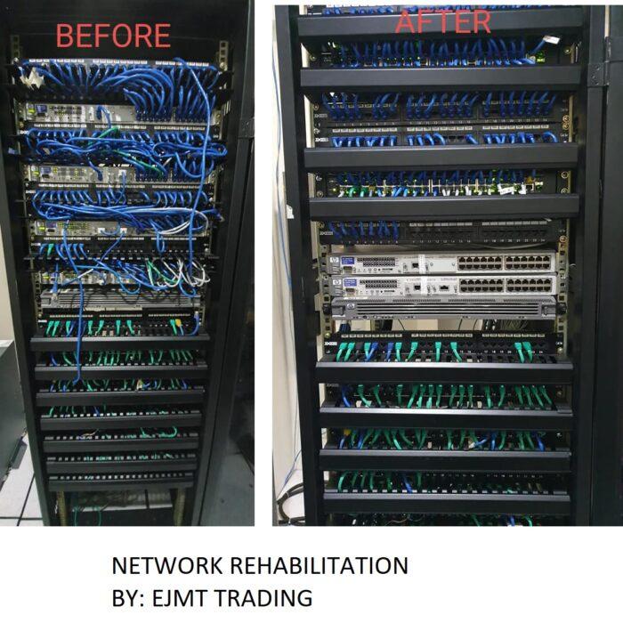 Network Rehabilitation
