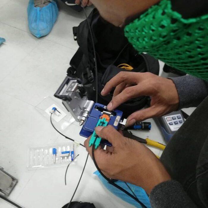Fiber Optic Wiring